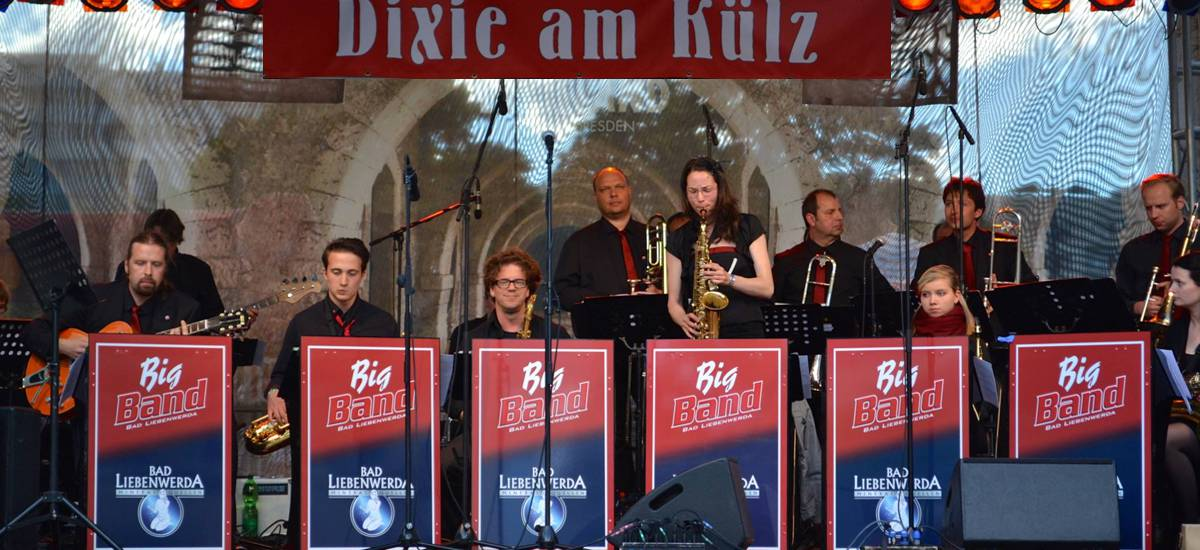 Big Band in Dresden