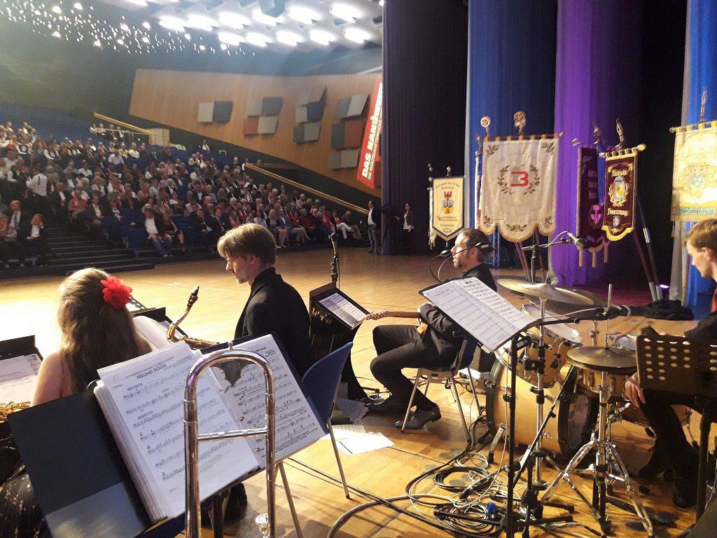 Stadthalle Cottbus Tag des Meisters