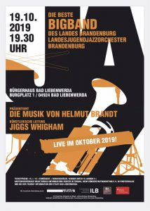 Lajjazzo Konzert Plakat