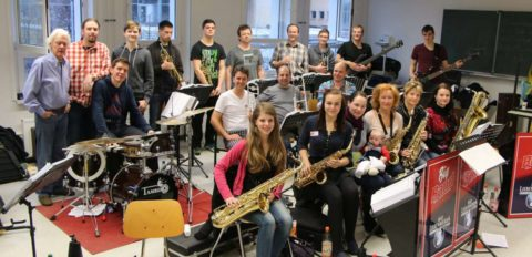Internationaler Big Band Workshop Neubrandenburg