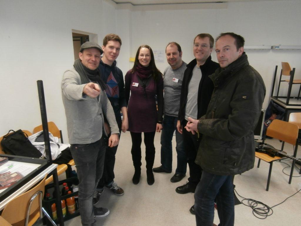Big Band Workshop Neubrandenburg 2015