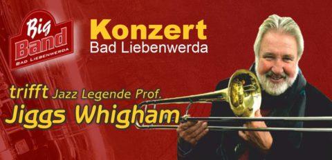 Die Jazz-Legende Jiggs Whigham zu Gast in Bad Liebenwerda